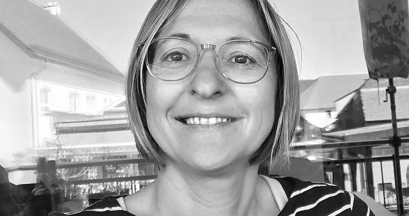 Katja Hokita Vertriebschefin